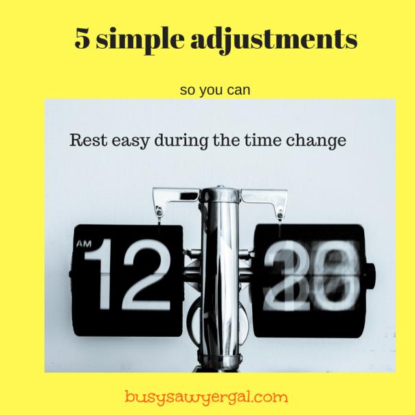 5-adjustments